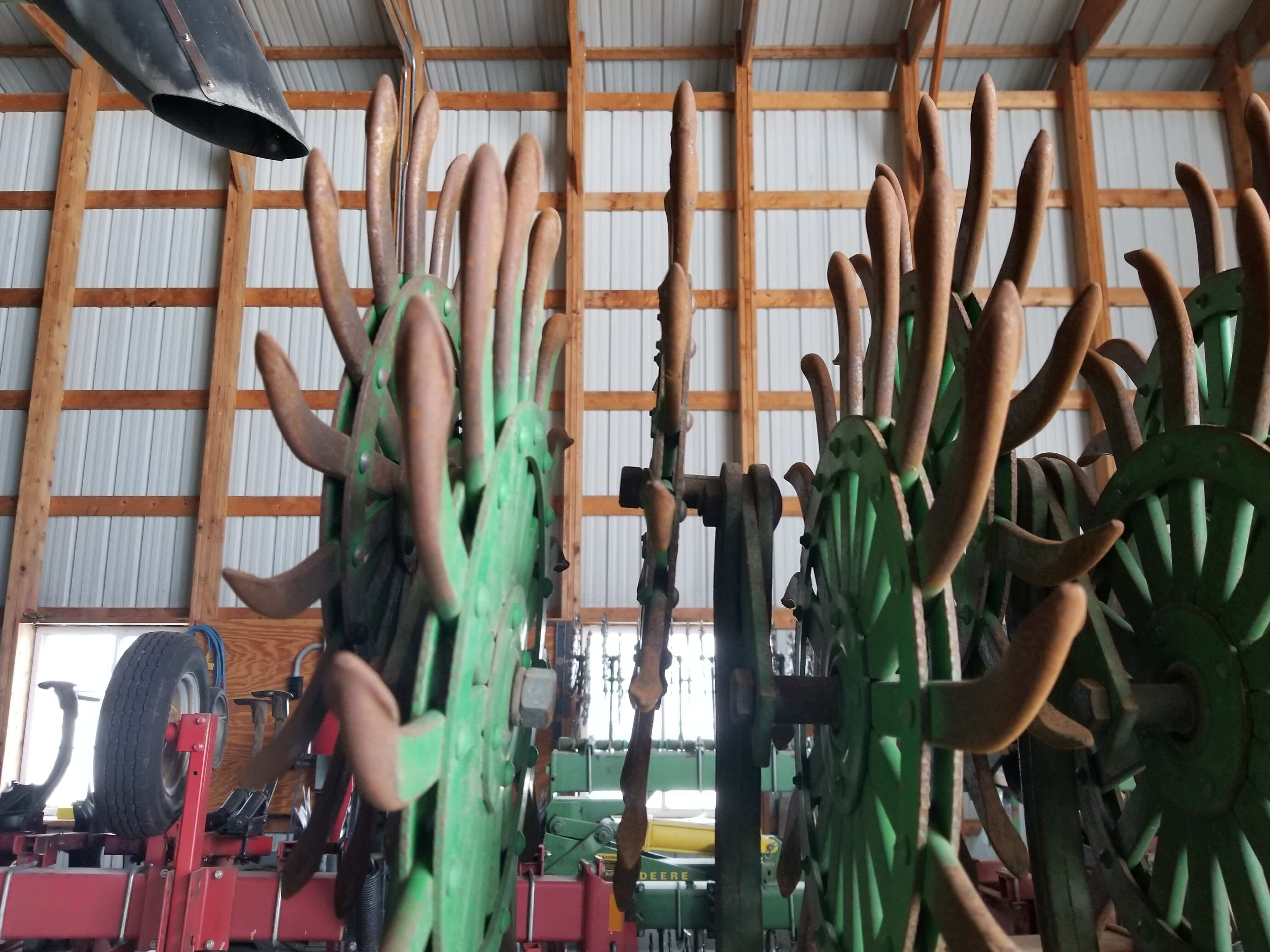Photo Gallery Images for John Deere 400 ROTARY HOE