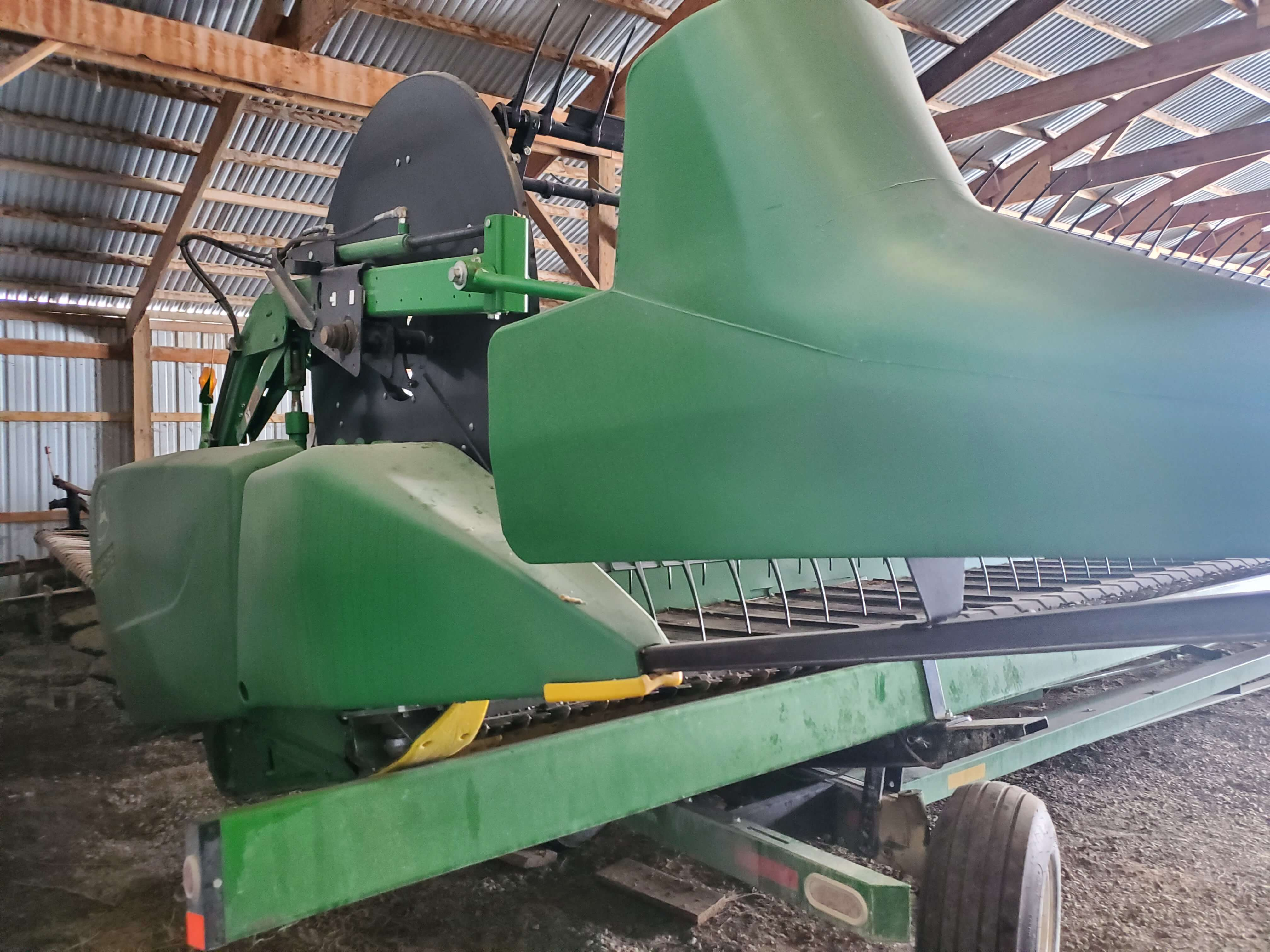 Photo Gallery Images for JOHN DEERE 640FD